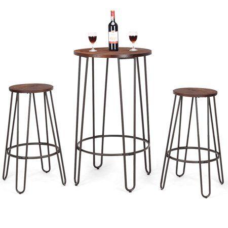Home Bistro Stools Bar Table Sets Bar Table