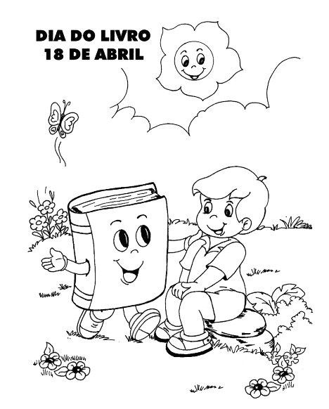 Pin De Sonia Berberh Em Biblio Dia Nacional Do Livro Infantil