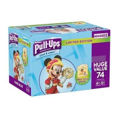 Huggies Pull Ups Boys Cool Huggies Pull Ups Huggies Training Pants