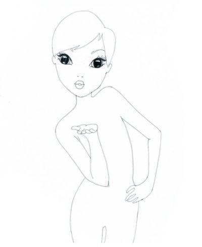 Jk Designergirls Vorlagen Zum Ausdrucken Ausdrucken Top Model Malen Zeichenvorlagen