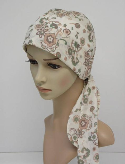 Plain Jane brown cap - Head Scarves by Ciara | cancer hats and ...
