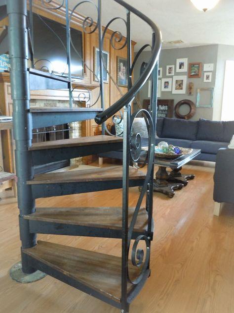 Diy Spiral Staircase Spiral Staircase Staircase Design