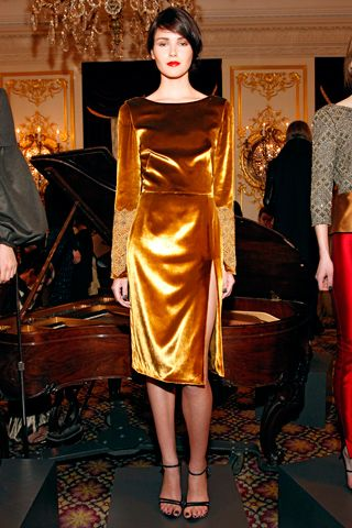 Wes Gordon Fall 2011 Ready-to-Wear Collection - Vogue