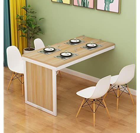 table murale rabattable en bois hwf