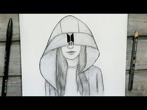 رسم سهل تعليم رسم بنت بقلم الرصاص بطريقة سهلة وبسيطة Bts طريقة رسم وجه بنت رسم بنات كيوت Youtube Beauty Art Drawings Art Drawings Simple Girly Art