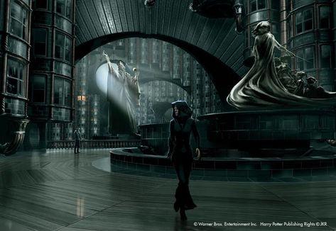 20 Best And 10 Worst Unused Harry Potter Concept Art Designs
