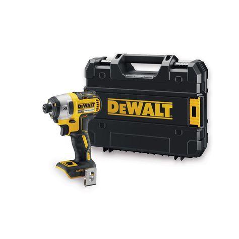 Visseuse à Choc Dewalt 18 V 4 Ah Sans Batterie Dcf887nt