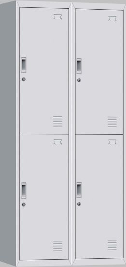 Premium Three Wide Five Tier Box Lockers Only 12 Deep Cool Feature And Lots Of Storage Hallowell Locker Storage Lockers