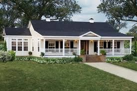 Image Result For One Story Brick House Plans With Wrap Around Porch And Tin Roof Modular Home Floor Plans Ranch Style Homes House Exterior