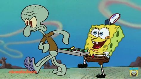 La Pizza de Don Cangrejo | Don cangrejo, Bob esponja, Cangrejo