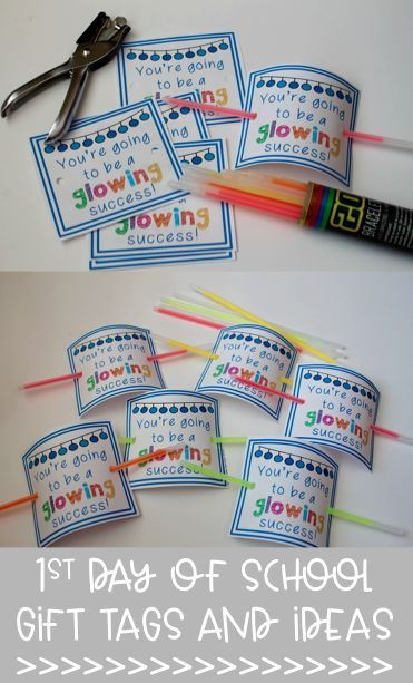 Back To School Gift Tags 12 Options With Images School Gifts