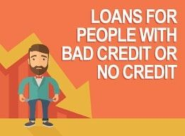 Bad Credit Loans Canada Loans For Bad Credit No Credit Loans Payday Loans