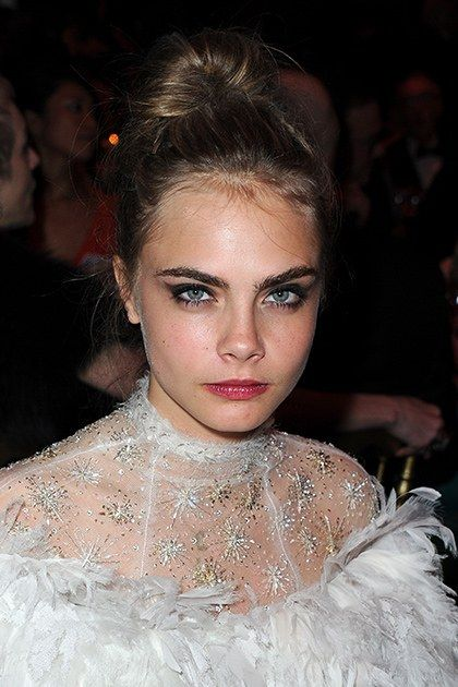 4 Tips to Rock Bold Brows That You Haven't Heard Already: Aside from recently being named the face of Burberry Body Tender, model Cara Delevingne has two other claims to fame: her famously bold eyebrows.