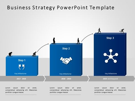Business Strategy Powerpoint Template 6 Business