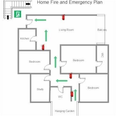 Home Safety Checklist Nsw In 2020 Evacuation Plan Home Safety