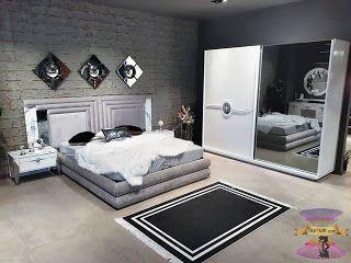 كتالوج صور غرف نوم مودرن للعرسان Modern Bedrooms Ideas Modern Bedroom Bedroom House Cleaning Tips