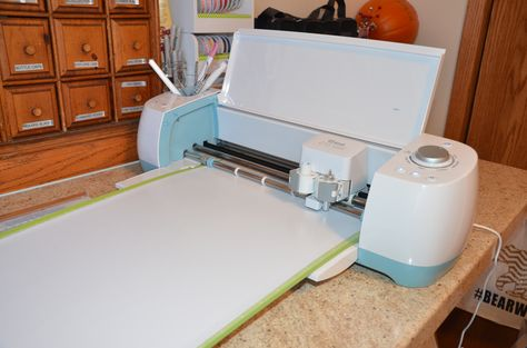 I want to make a wooden sign with my Cricut® Explore!  Tell me what I need.