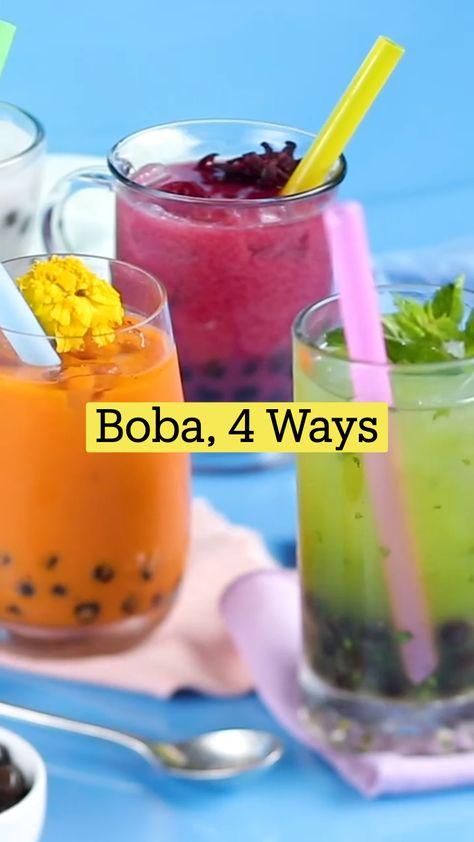 Boba, 4 Ways