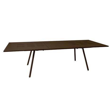 Emu Tavoli Da Esterno.Tavolo Allungabile 200 70x100 Tavolo Allungabile Bridge Emu
