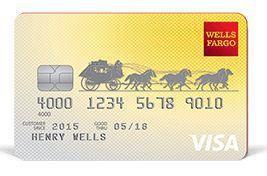 Wells Fargo Student Credit Card Review Wells Fargo College Visa