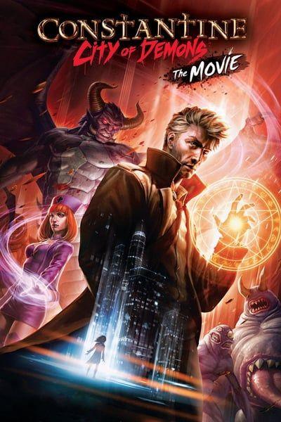 Constantine: City of Demons The Movie (2018) คอนสแตนติน นครแห่ง ...