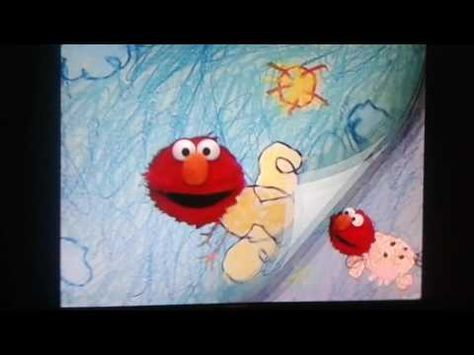 Elmo S World Singing Drawing More Imaginations Youtube