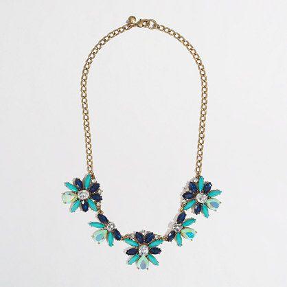 414d4db1ff87fe Factory neon floral burst necklace - Necklaces - FactoryWomen's Jewelry - J.Crew  Factory