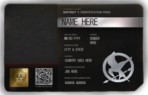 How Fun Would This Be Make Something Like The Id Cards For Rsvp Cards Id Card Template Blank Id Cards Templates