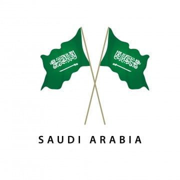 Saudi Arabia Flag Vector Template Design Illustration Saudi National Day Saudi Arabia National Day Saudi National Day Flag Icons Template Icons Day Icons Png Flag Icon Flag Vector National Day Saudi