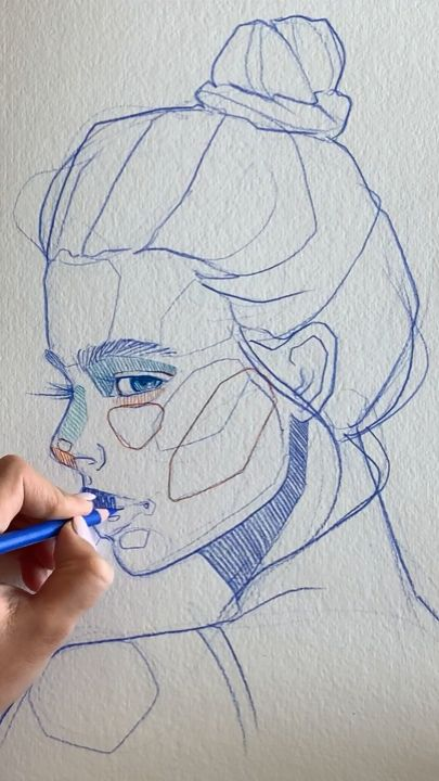 Realistic pencil portrait mastery Discover the secrets of drawing realistic pencil portraits.
