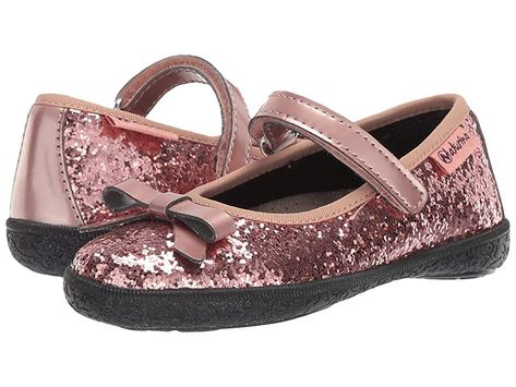 b052a336251d Naturino Pretty AW18 (Toddler Little Kid Big Kid) Girl s Shoes Pink Glitter