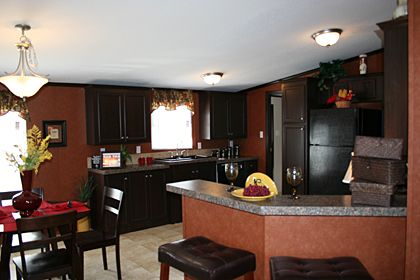 Double Wide Mobile Homes Interior | Champion Homes  New Double Wides |  Decorating | Pinterest | Interiors, Decorating And Kitchens