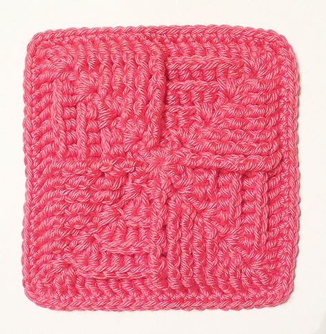 "Ravelry: 6"" Box Fan pattern by Donna Kay Lacey"