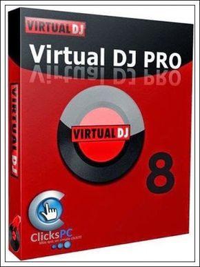 Virtualdj 8 Pro Incl Patch With Images Dj Pro Virtual