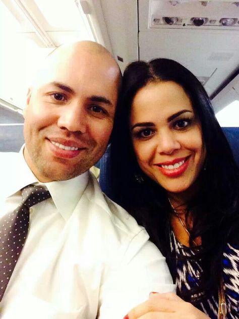 Carlos And Jessica Beltran Coming Home From Pittsburgh