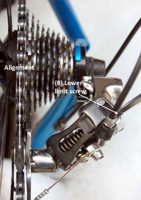 How To Adjust Your Rear Derailleur In 5 Easy Steps Bike Repair Bicycle Maintenance Comfort Bike