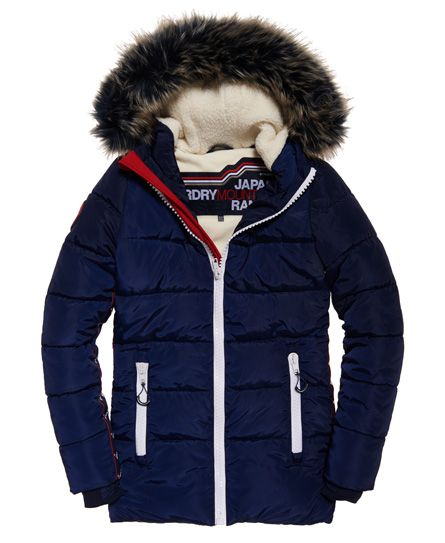 1fae5fd75 Superdry Streetwear Tall Repeat Puffer Jacket #superdry #jacket ...