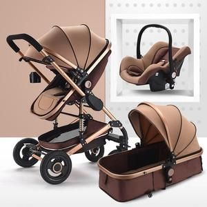 50 Off Today Only Premium 3 In 1 Stroller With Images Baby Strollers Newborn Stroller Travel Systems For Baby