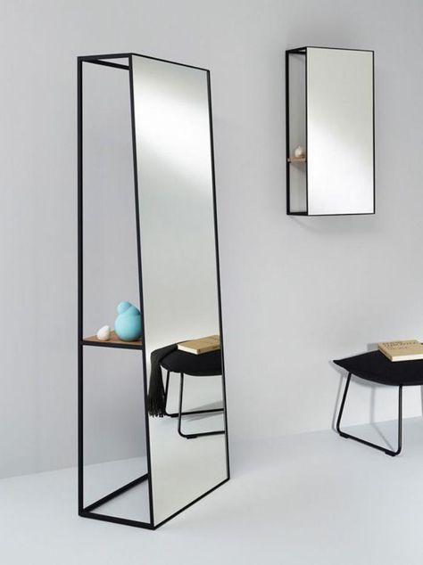 Comment Realiser Une Belle Deco Avec Un Miroir Design