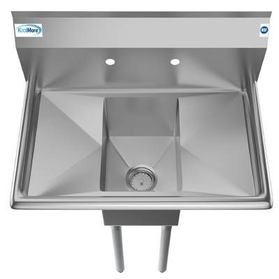 Gilford 30 X 22 Wall Mounted Service Sink With Images Sink
