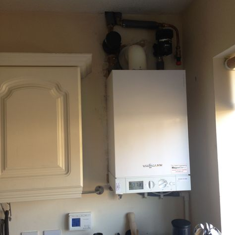 Boiler Upgrade From Newbridge Heating