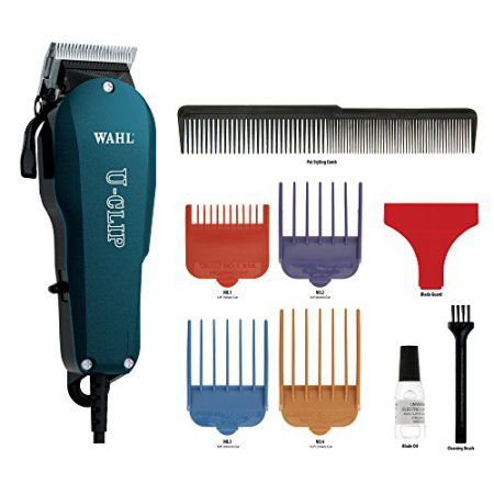 Wahl Professional Animal U Clip Pet Clipper Trimmer Grooming Kit For Dogs Cats And Pets Hair Fur 9484 400 Dog Clippers