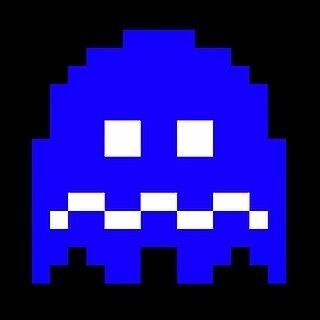 Picture of Pac-Man Ghost