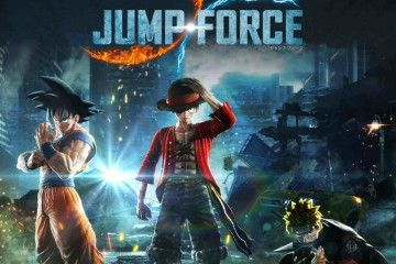 Jump Force Elamigos Game Download Free Game Lovers Bandai Namco Entertainment