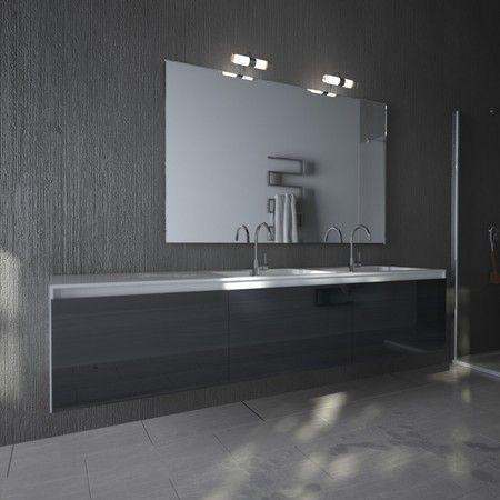 Anstandig Badezimmer Fotografie Gluhbirnen Spiegel Gaten