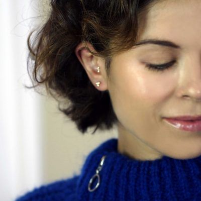 7e38914eb Lena Cohen Jewellery UK | Contemporary fashion | Earrings, Delicate ...