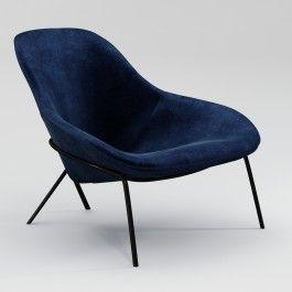 Cross Leg Lounge Chair Lounge Chair Chair British Furniture Design