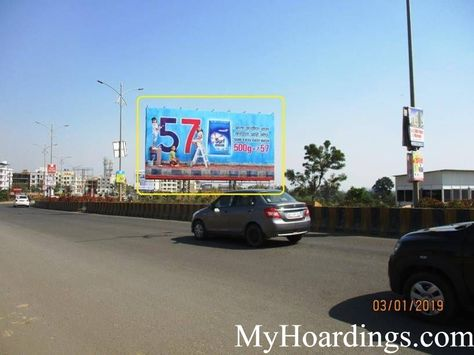 Brand Promotion in Hinjewadi Near Celebration Hotel in Pune, National Highway Unipole in Pune