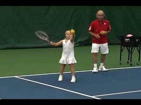 How To Teach Kids Tennis Tennis Serving Tips For Kids Youtube Learntennisfast Kids Tennis Tennis Techniques Tennis