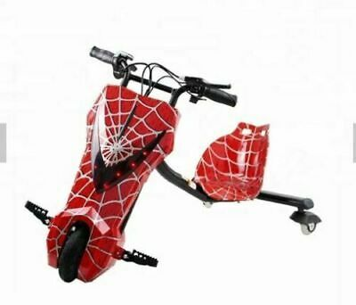 Drift Trike Tricycle Electric Scooter 12v Ride On Bike 360 New Ebay Drift Trike Electric Scooter Power Scooter
